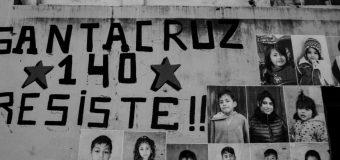106 familias frenaron un desalojo en Argentina