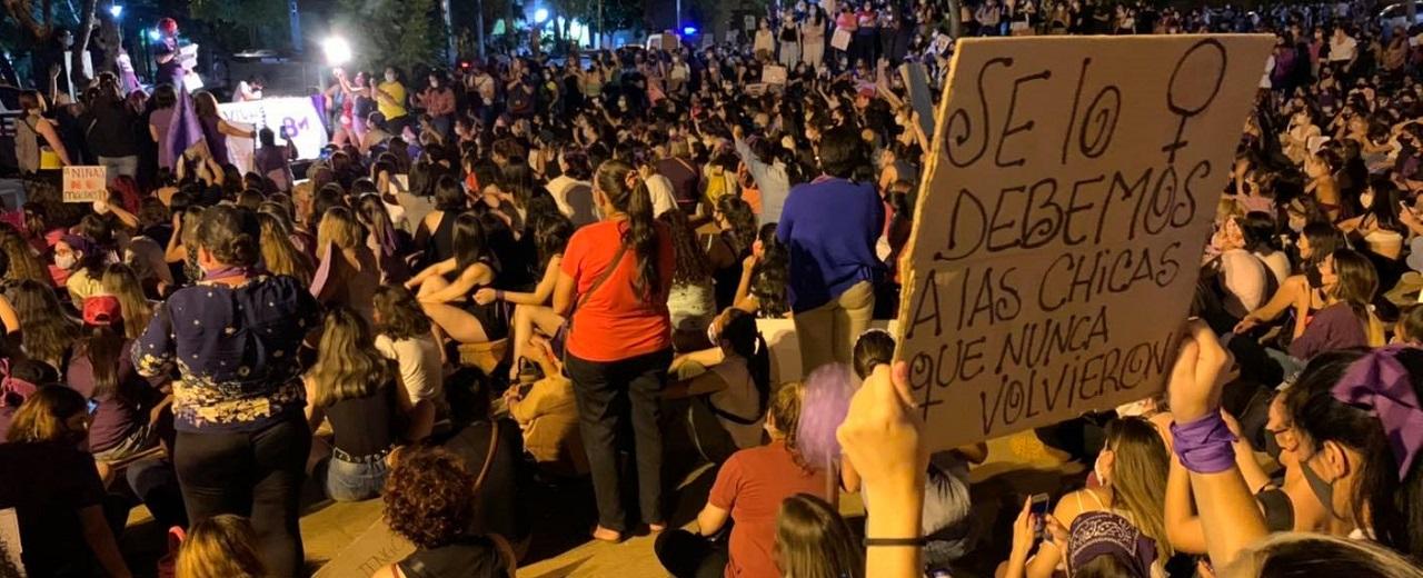 8M2021 Paraguai: contra a violência de gênero, a corrupção e a inoperância do sistema de saúde