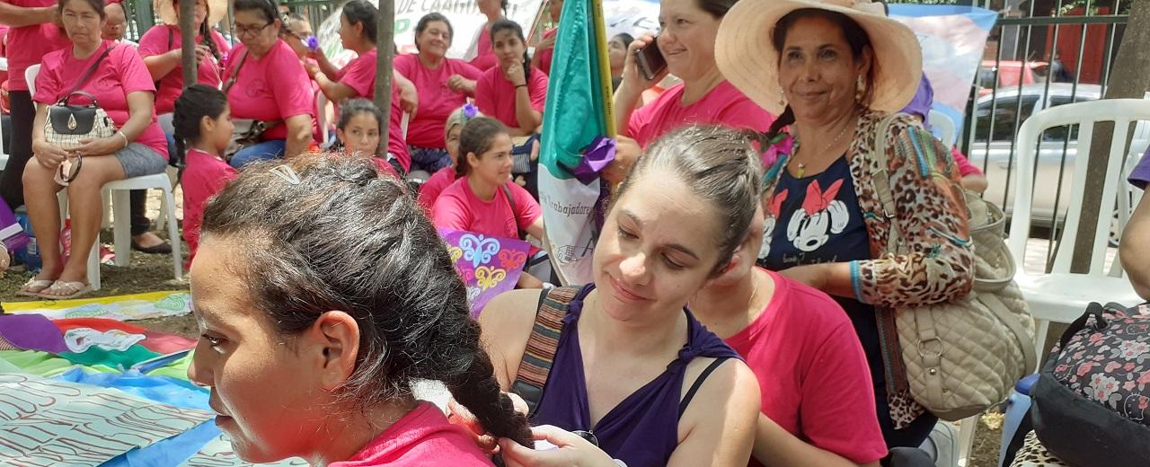 El Estado paraguayo no protege los derechos de las mujeres