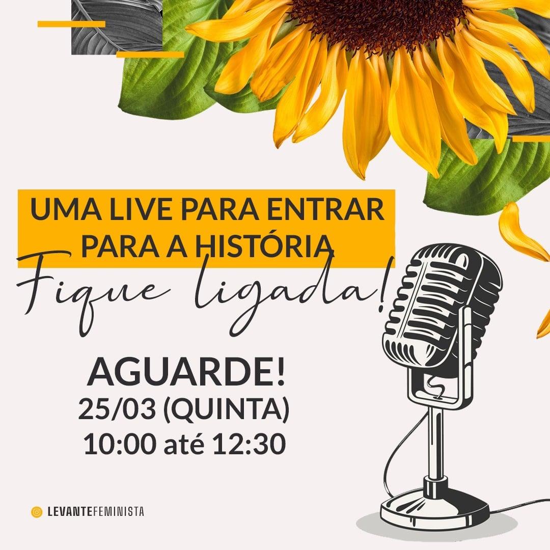 Campanha Nacional contra os Feminicídios no Brasil é lançada nesta quinta, 25