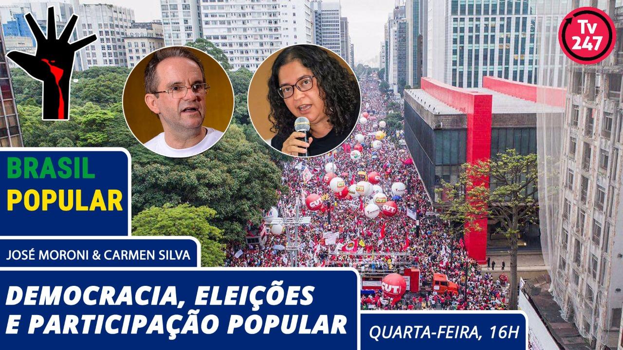 Brasil Popular – Democracia, eleições e participação popular
