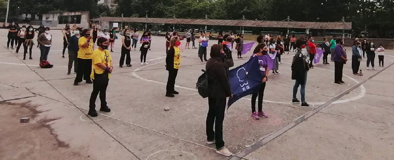25N en Uruguay: ¡Basta de violencia hacia las mujeres!