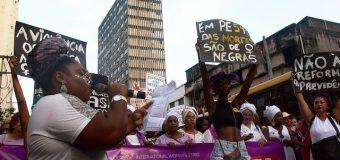 8M Vamos fazer a rebelião Feminista pela vida das mulheres!