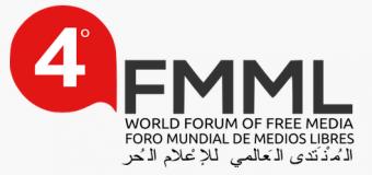 4o. Fórum Mundial de Mídia Livre – a luta pelo direito à comunicação em todo o mundo [Tunísia, 22-28 Março 2015]