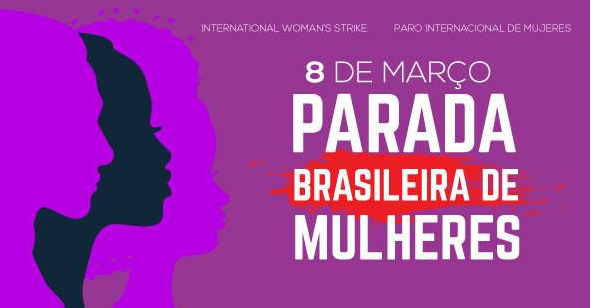 """8 de Março – Pernambuco – """"Se nossas vidas não importam, que produzam sem nós!"""""""