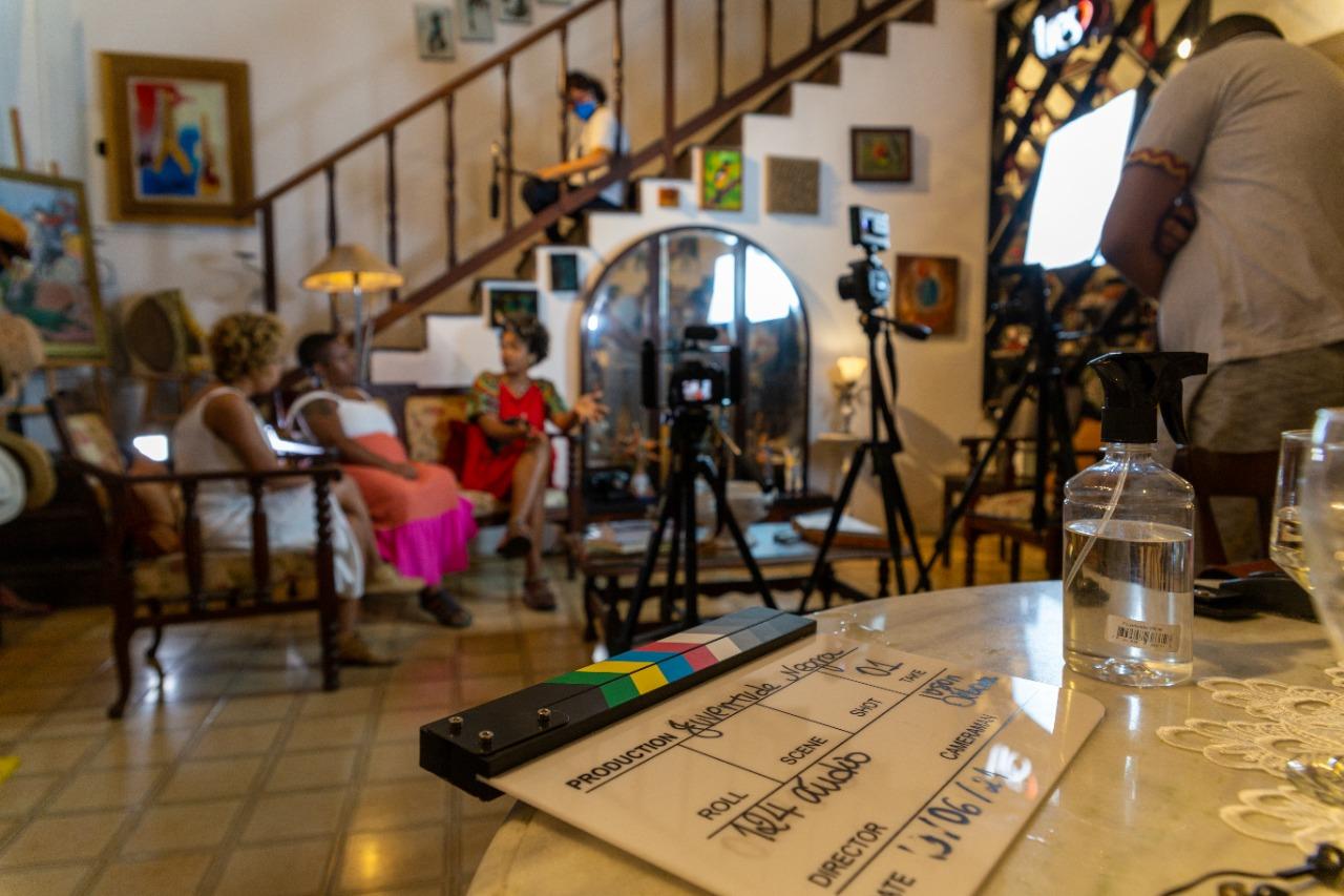 Coletivo Filhas do Vento lança projeto audiovisual no Dia da Mulher Negra Latino-Americana e Caribenha