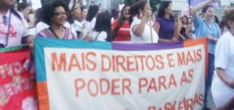 """""""É Pela Vida das Mulheres"""" e o Recife se fez feminista…"""