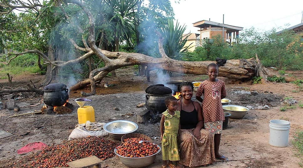 Noventa dias na África