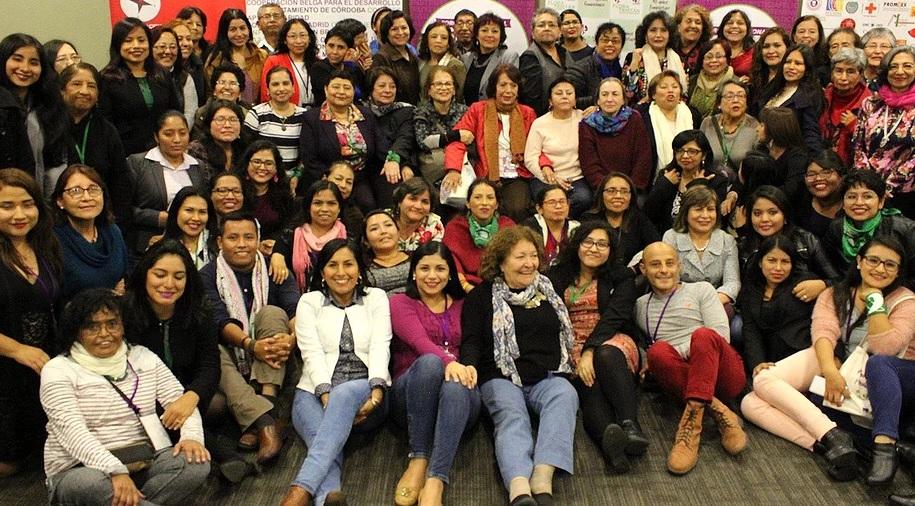 Feministas pela transformação da política: memórias violetas dos  quarenta anos do Centro da Mulher Peruana Flora Tristán