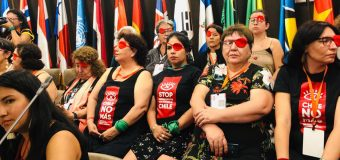Declaración del Foro de Organizaciones Feministas: Insistimos, Resistimos y Avanzamos