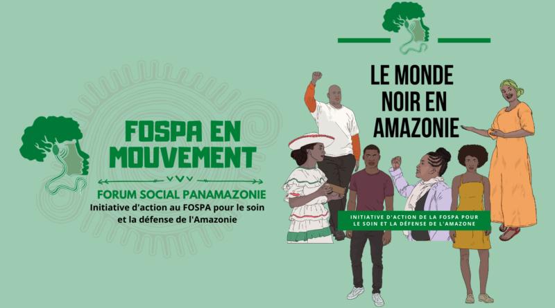Defender a vida negra na Amazônia