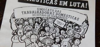 As trabalhadoras domésticas sustentam o mundo – Nota do SOS Corpo em homenagem às trabalhadoras domésticas