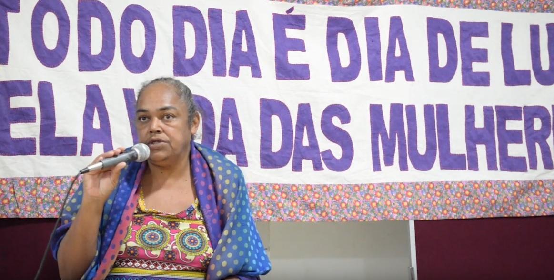 """""""Esse corpo feminista indígena é um corpo que está para a luta coletiva"""""""