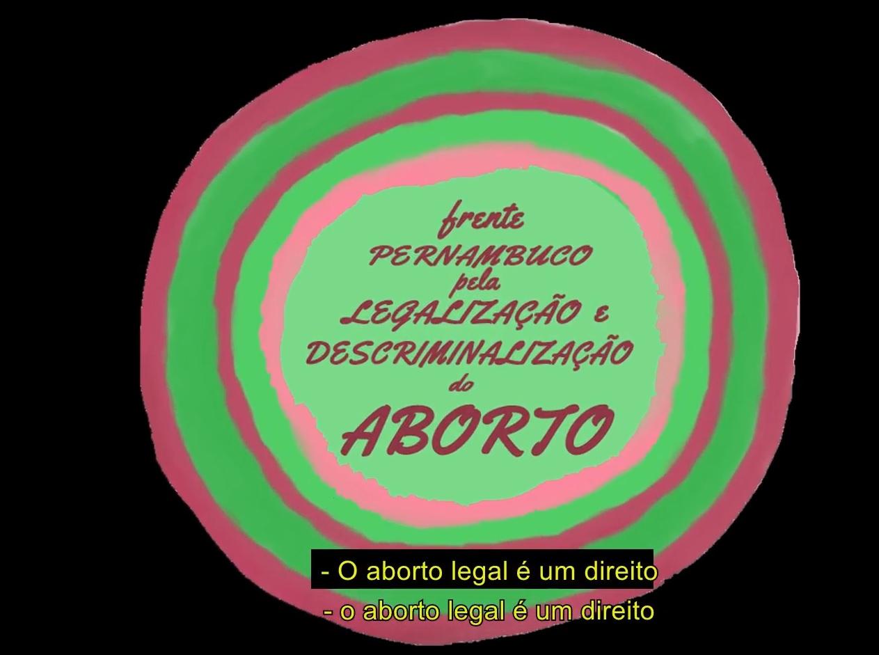 Gravidez Forçada é Tortura! Legalização do Aborto Já! #8MRecife