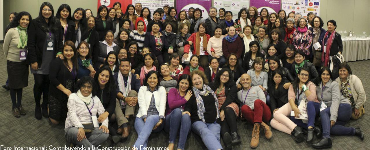 Centro Flora Tristán: 40 años de construcción feminista