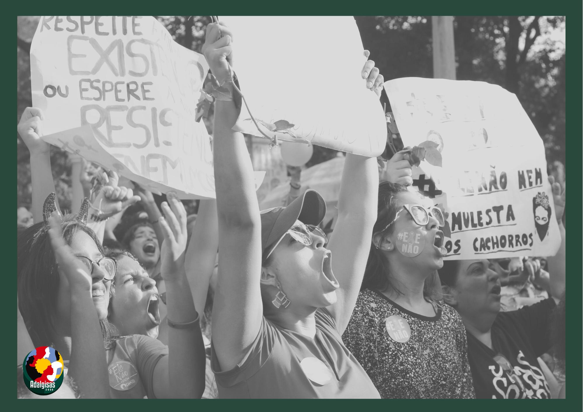 Eleger mulheres e derrotar o bolsonarismo