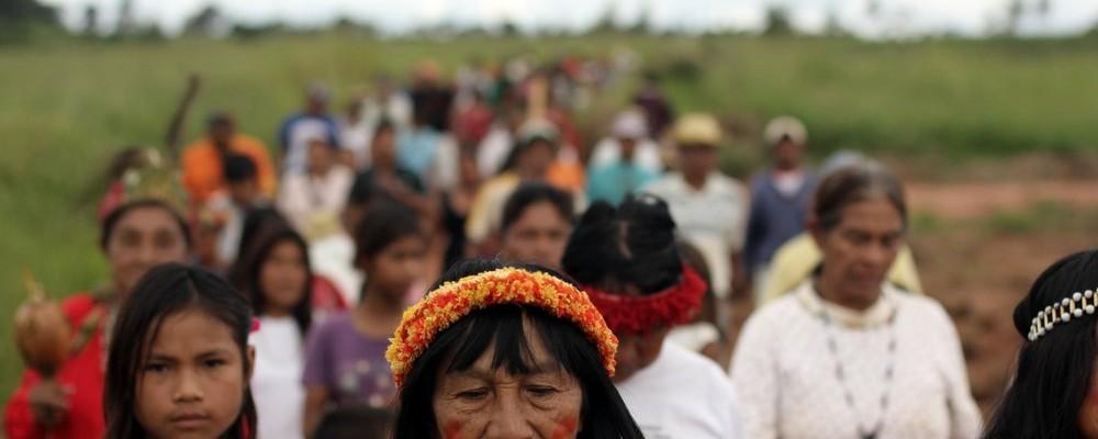 Articulação de Mulheres Brasileiras em luto: na luta pelo Tekohá Guarani Kaiowá