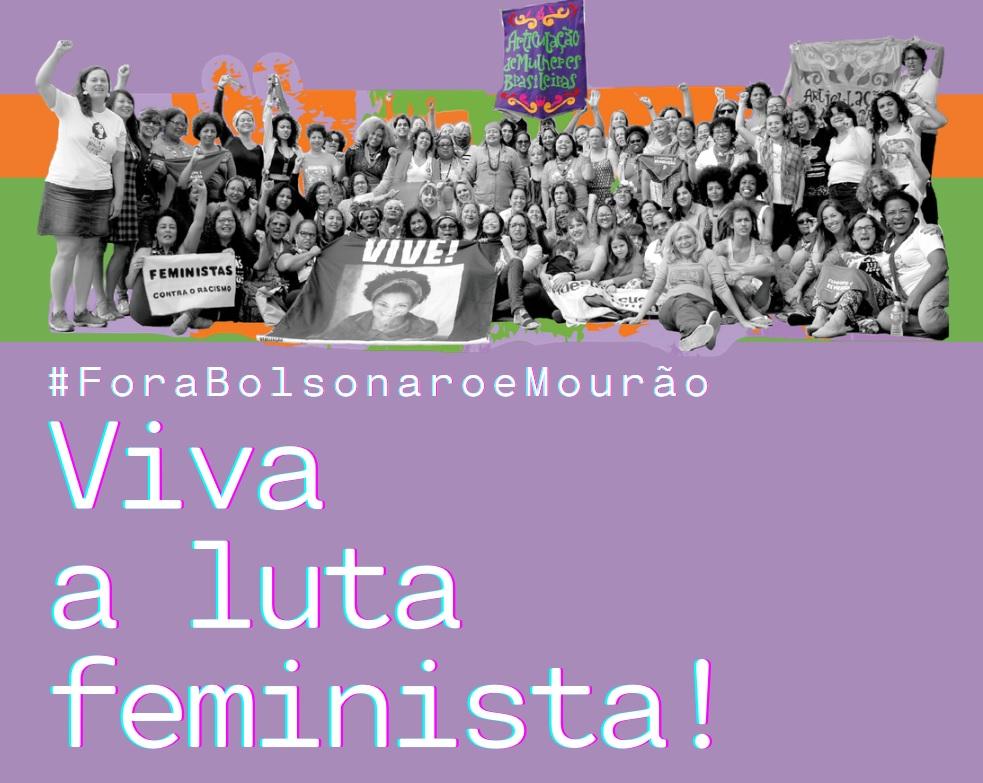 Movimento feminista: em 2021 estaremos mais fortes