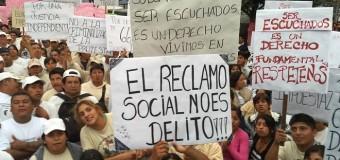 Argentina: Líder comunitária é presa por organizar protestos contra governador aliado do presidente Macri [Ópera Mundi]