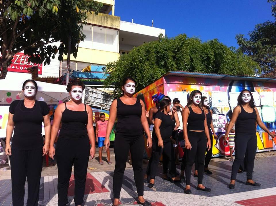 11 a 14/11/15 – Mulheres fazem ações pelo fim da violência em municípios da Zona da Mata de Pernambuco