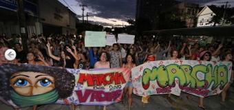 Marcha das Vadias no Recife (30.05.15)