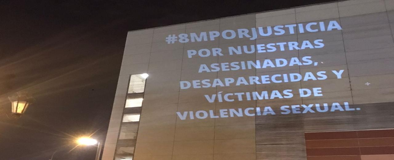 8M2021 Peru: Mulheres e dissidências trabalhando e lutando