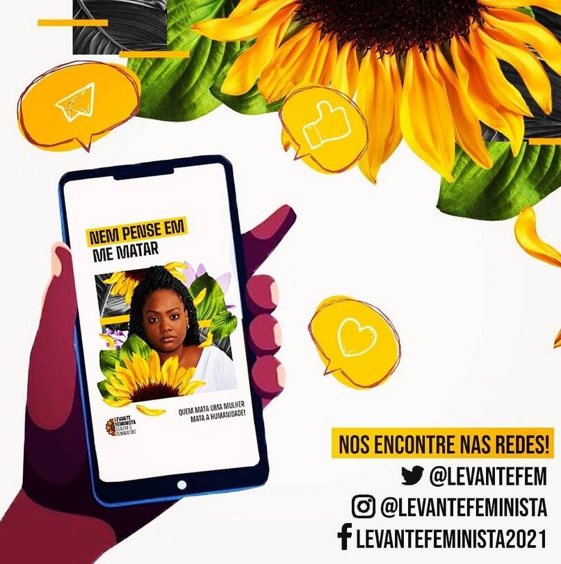 Programa Viva Maria, da Rádio EBC, repercute lançamento da campanha #NemPenseEmMeMatar