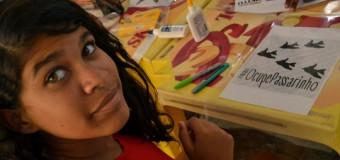 Comunicação compartilhada – A cobertura coletiva do #OcupePassarinho, realizado dia 10/10/15