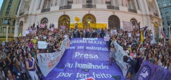 """Articulação de Mulheres Brasileiras – """"Pelo fim da violência contra as mulheres e Contra o PL 5069 – #foraCunha"""""""