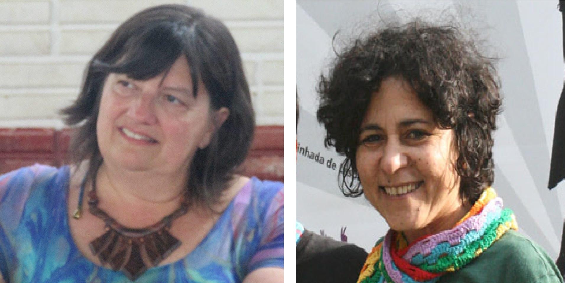"""""""Um adeus difícil, duro, sem palavras"""". Rosangela Rigo e Lurdinha Rodrigues presentes!"""