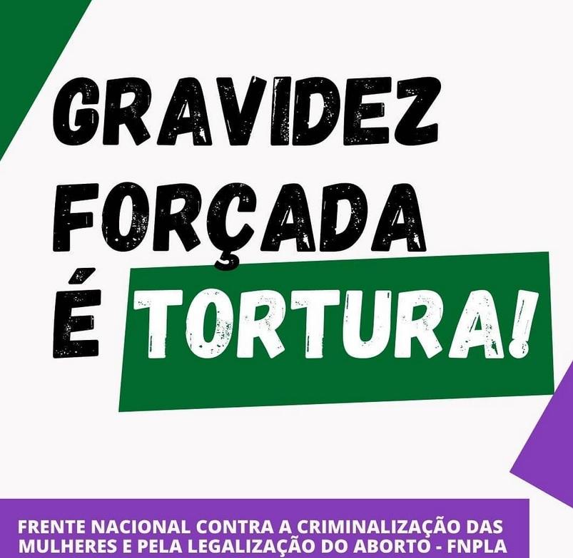 NOTA Abaixo ao PL 5435/2020 – LUGAR DE ESTUPRADOR NÃO É NA CERTIDÃO!