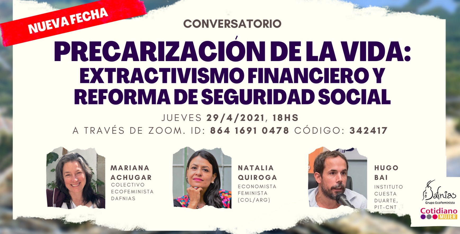 Vídeo: Precarização da vida – Extrativismo financeiro e reforma da previdência social