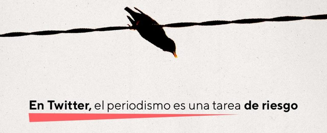 #SerPeriodistaEnTwitter: Violencia de género digital en América Latina