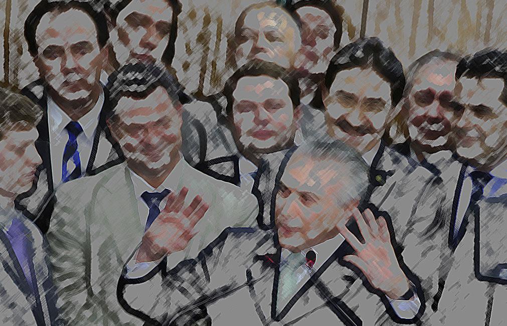 Um golpe patriarcal