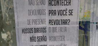 NOTA da Articulação de Mulheres Brasileiras a favor da greve dos caminhoneiros e caminhoneiras e em defesa do nosso direito de lutar