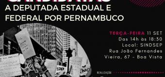 Rede de Mulheres Negras e Fórum de Mulheres de Pernambuco promovem debate com candidatas