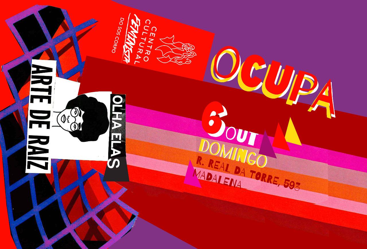 Centro Cultural Feminista do SOS Corpo tem ação de reestreia em novo formato