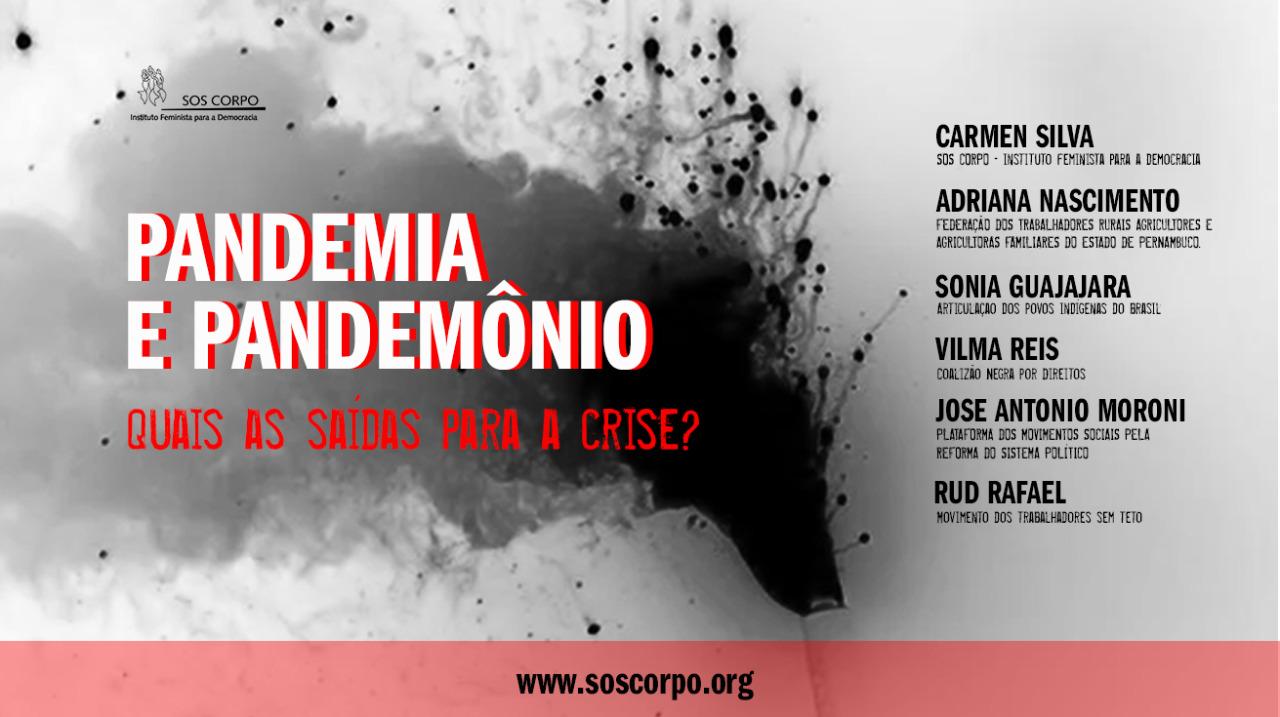 Movimentos sociais debatem saídas para a crise no Brasil