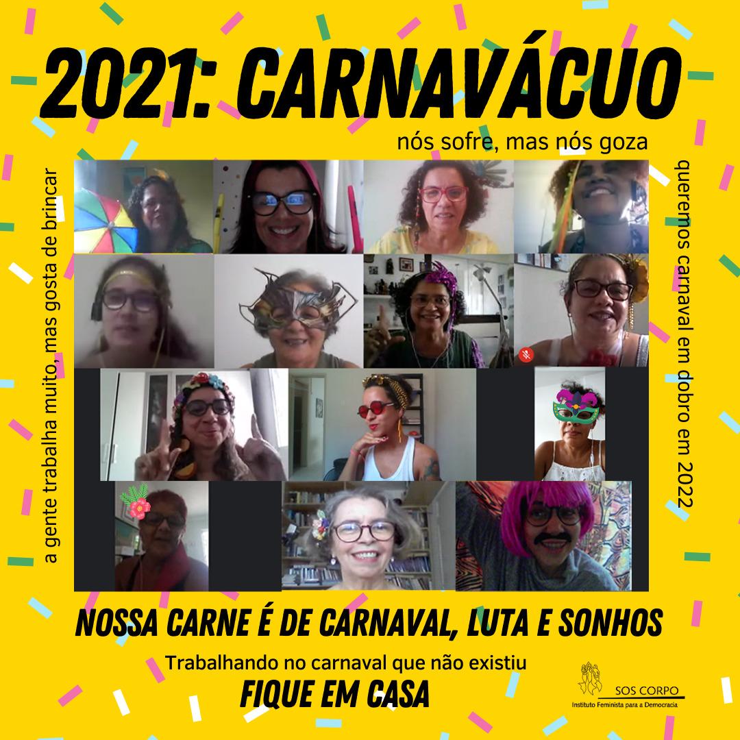 2021: CARNAVÁCUO!