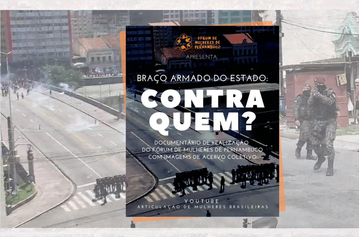 Documentário escancara a repressão fascista da PM de Pernambuco no #29M