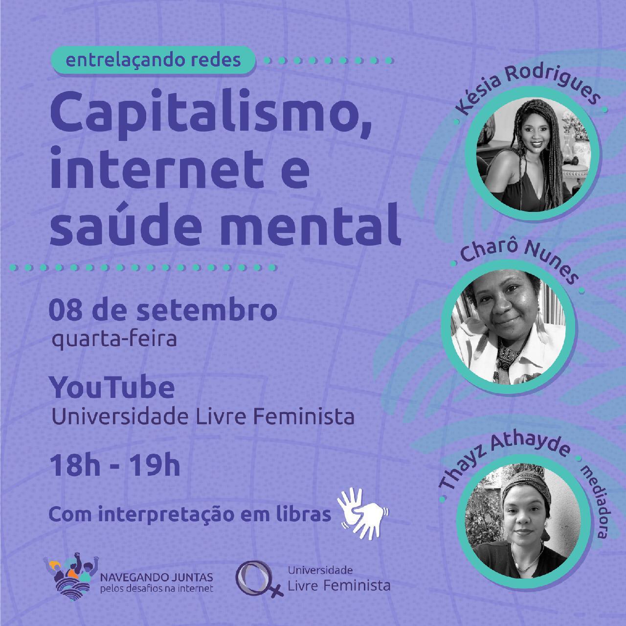 Entrelaçando redes: capitalismo, internet e saúde mental