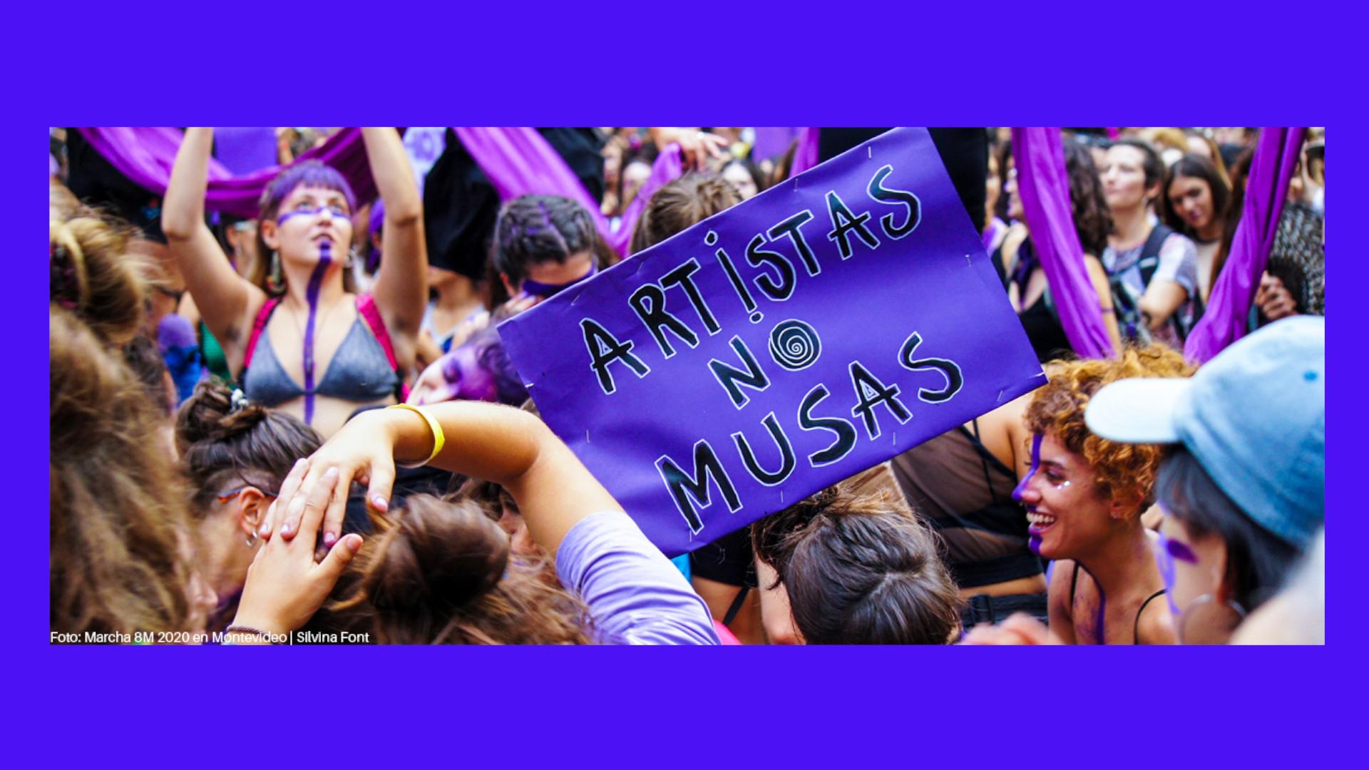 Que arda: Feministas denuncian la cultura de la violación en Uruguay