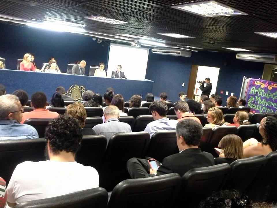 Alguns resultados da audiência pública sobre Violações de Direitos Humanos em PE