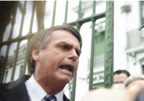 Pela cassação do mandato do Deputado Jair Bolsonaro com  a punição cabível de suspensão de seus direitos políticos