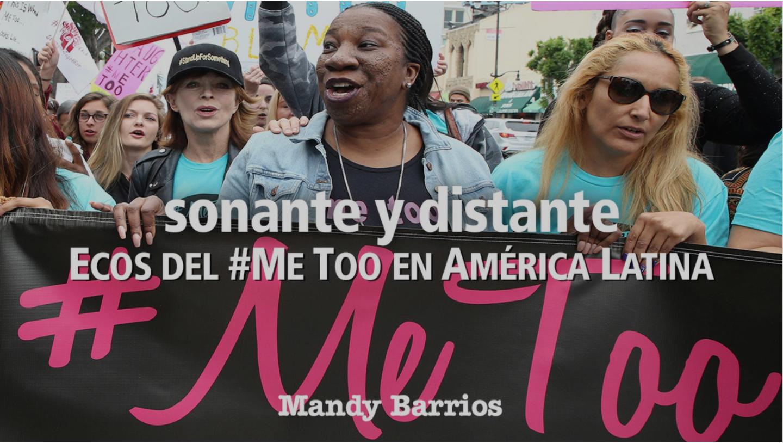 Ecos do #MeeToo na América Latina