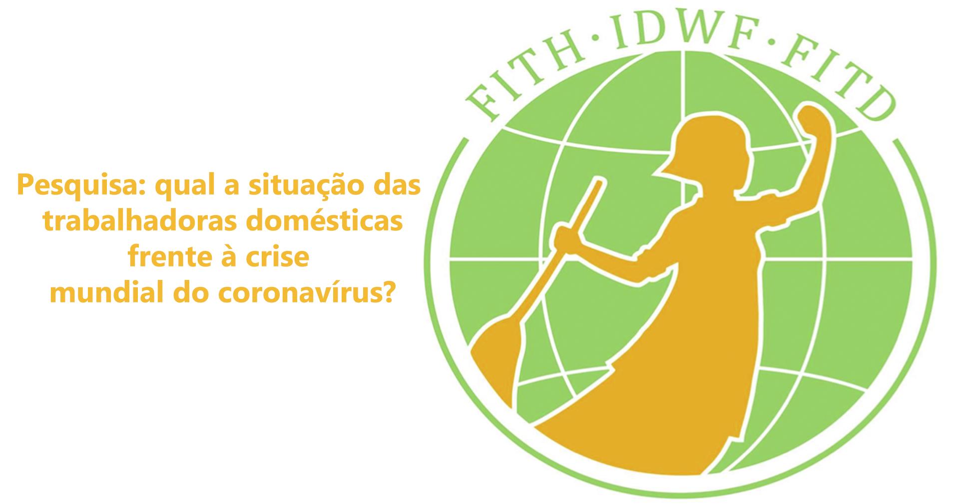Pesquisa quer saber situação de trabalhadoras domésticas frente ao covid-19