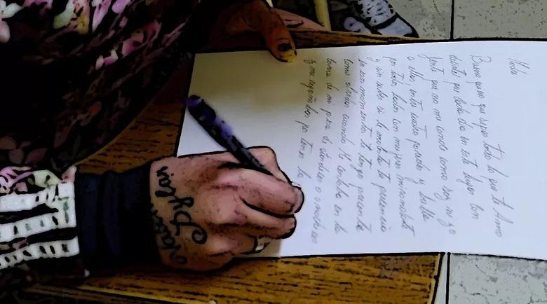 As cartas que vão e vêm em uma prisão do Chile – queridas mulheres