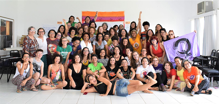 Espiral Feminista: aportes teóricos e prática feminista para fortalecer o movimento no Brasil
