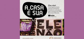 Mulheres pedem o fim da chapa Bolsonaro/Mourão