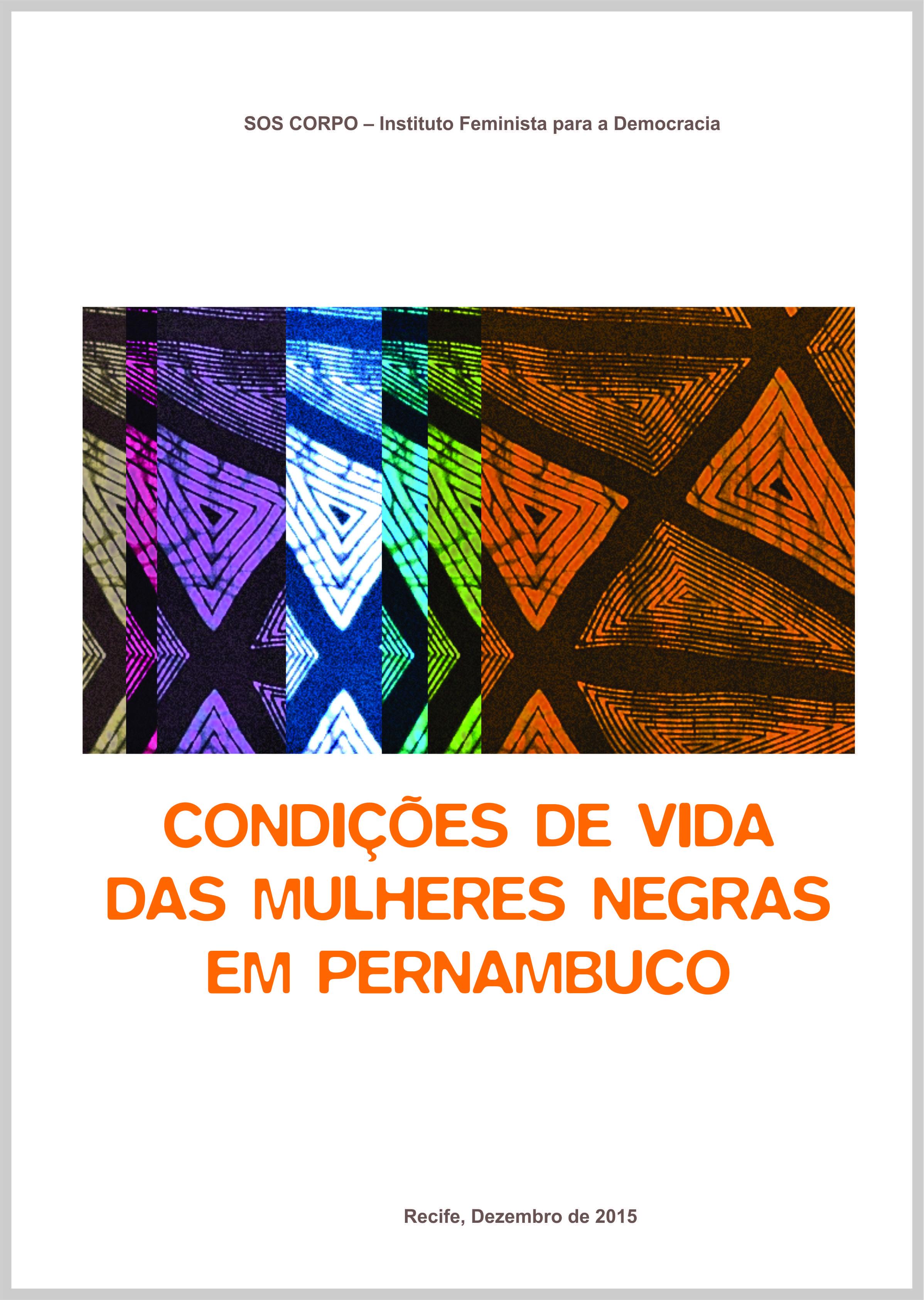 capa estudo CondMulheresNegras